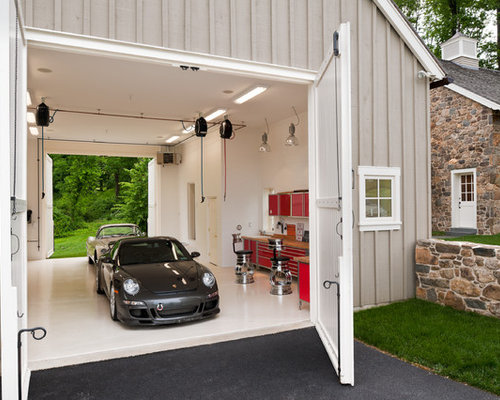 Drive through garage home design ideas pictures remodel for House plans with drive through garage