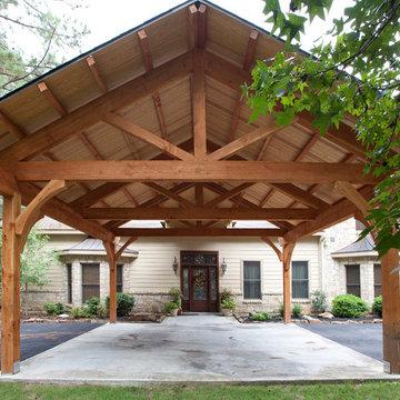 Houston Timber Frame