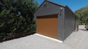 Insulated Garage Door in Barossa Valley