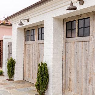 Idéer för medelhavsstil garager och förråd
