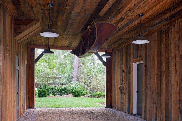 Rustic Garage by Linn Gresham Haute Decor