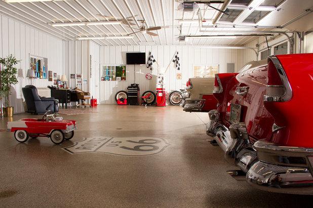 Klassisch Garage by Morton Buildings, Inc