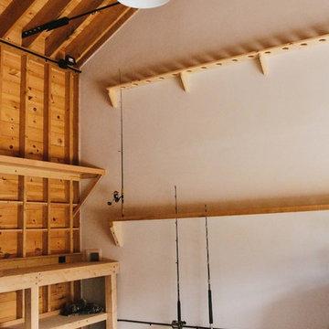 Japanese Inspired Marsh Front Home