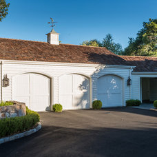 Traditional Garage And Shed by Plath & Company