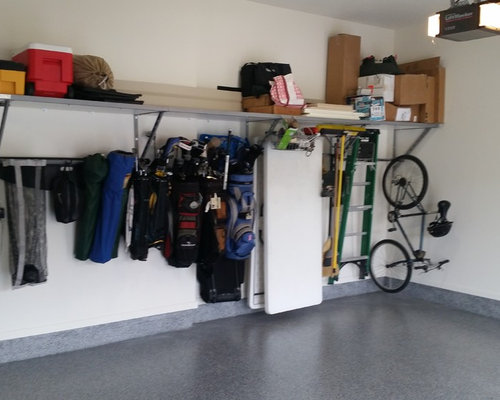 Foto e idee per garage e rimesse garage e rimesse for Idee di garage staccate