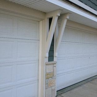 Garage - traditional garage idea in Milwaukee