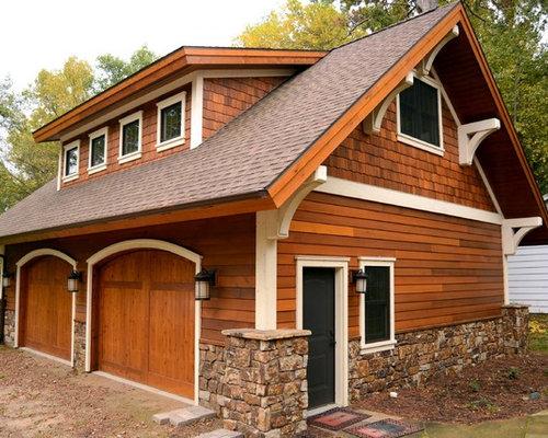 Large Rustic Garage Design Ideas Remodels Amp Photos