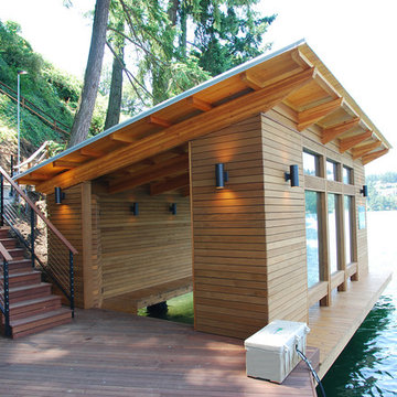 Lake Oswego Boathouse