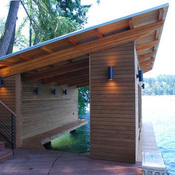 Lake Oswego Boathouse