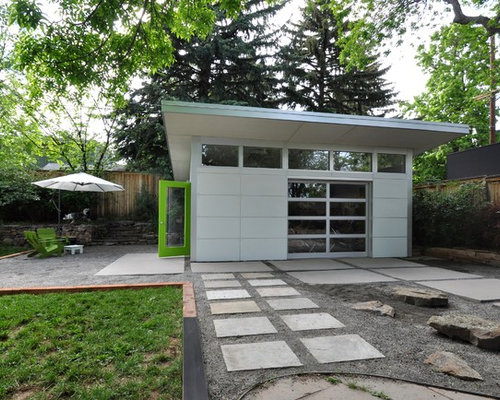Prefab garages ideas pictures remodel and decor for Prefab garage with apartment above