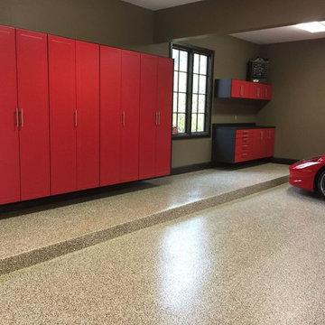 Leawood Garage Remodel