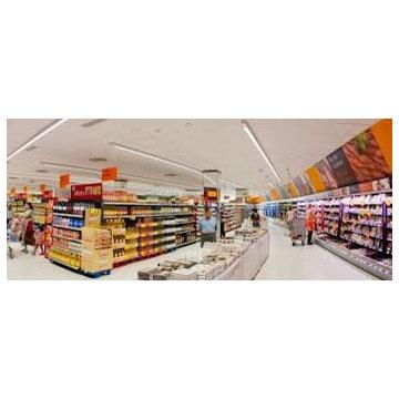 led linear light for supermarket