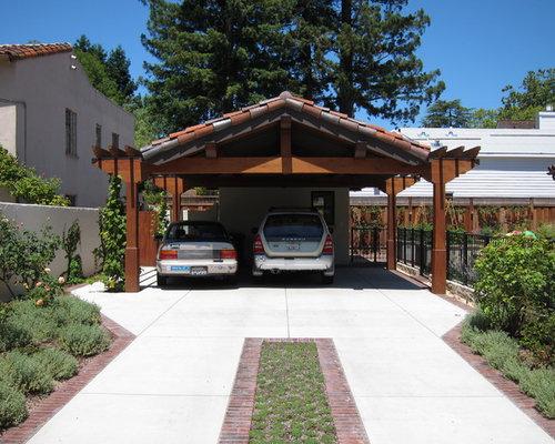 mediterrane garage und gartenhaus ideen bilder houzz. Black Bedroom Furniture Sets. Home Design Ideas