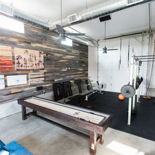 75 most popular industrial garage and shed design ideas for 2019