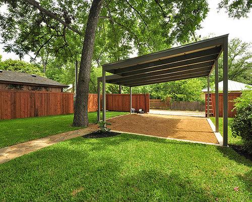 Carport Modern Style : Freestanding carport houzz