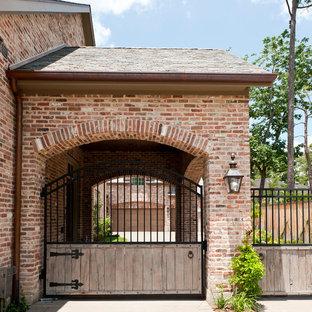 Modelo de garaje independiente clásico