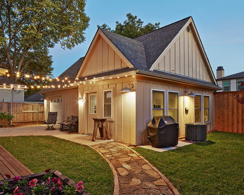 Garage with guest house for Guest house del garage