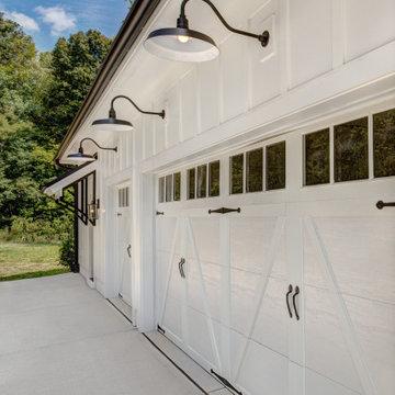 Magnolia-Inspired Farmhouse