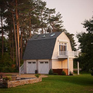 Maine Coast Home