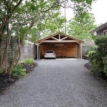 oak forest carport