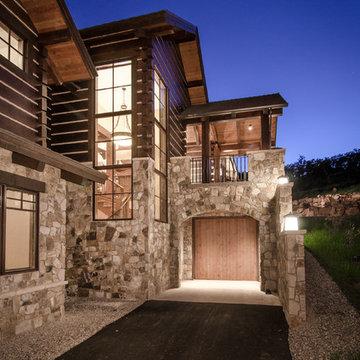 Meeker Resort Home