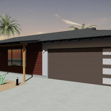 Mid Century Ranch Remodel in Scottsdale