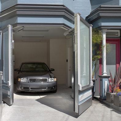 Ultra Modern Furniture on Modern Garage Doors Design Pictures Remodel Decor And Ideas
