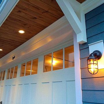 Modern Craftsman Style Custom Home