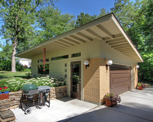 Modern Garage Houzz