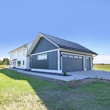 Modern Farmhouse meets Sunlight