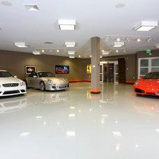 Modern Garage And Shed Modern Garage And Shed