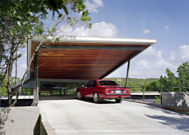 Modern Garage Modern Garage And Shed