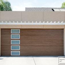 Modern Garage Doors And Openers by Dynamic Garage Door