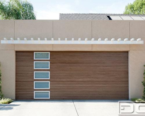 Fotos de garajes dise os de garajes adosados modernos - Diseno de garajes ...