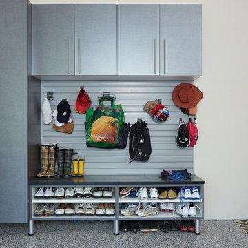 Modern Garage Storage