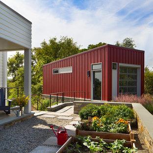 Modern Home in Rural Hamlet