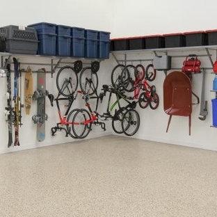Elegant attached garage photo in San Francisco