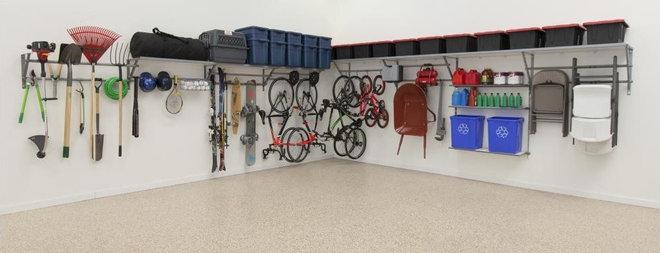 Traditional Garage by Golden Gate Garage Storage