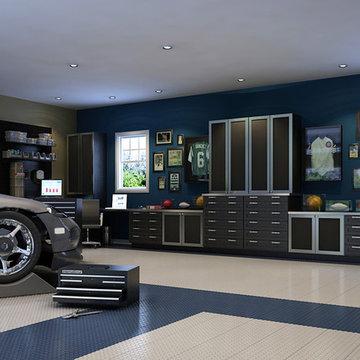 Motor Trend Series Garages