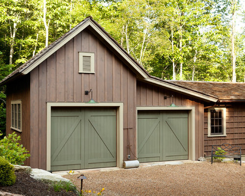 Barn Garage Signs : Rv garage home design ideas pictures remodel and decor