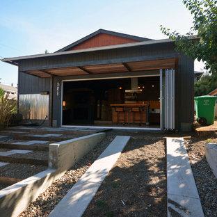Inspiration för industriella garager och förråd