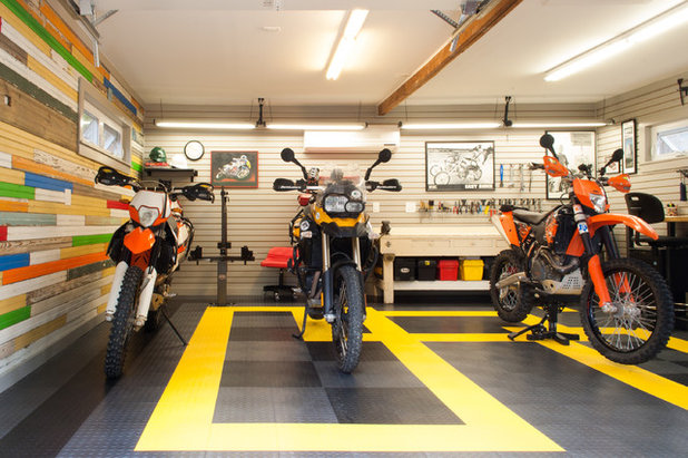 From Backyard Shed To Motorcycle Haven