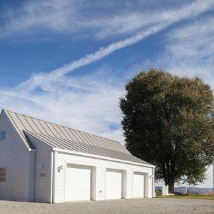 Landhausstil Garage in Sonstige