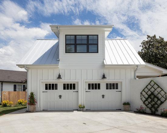TwoCar Garage Design Ideas Remodels Photos