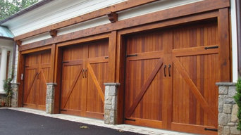 new doors intall
