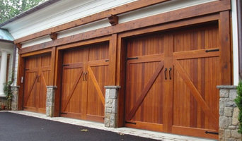 new doors intall