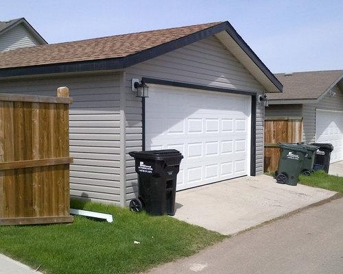 garage und gartenhaus mit carport edmonton ideen. Black Bedroom Furniture Sets. Home Design Ideas