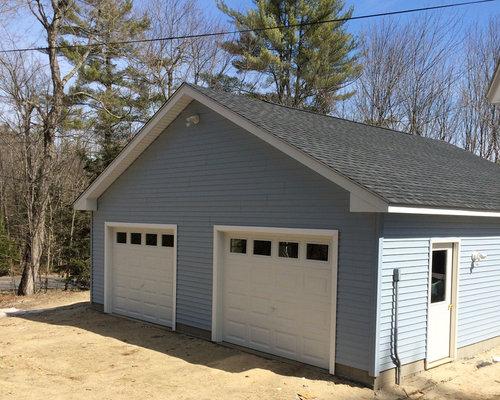 Budget two car garages detached garage and shed design for 2 car detached garage