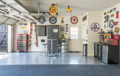 7-Day Plan: How to Get a Spotless, Beautifully Organised Garage