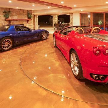 North Oaks - Car Showroom Remodel